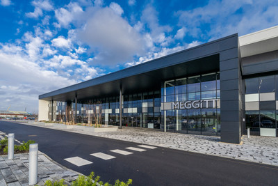 Meggitt's new state-of-the-art headquarters houses the thermal solutions centre of excellence, focused on developing next-generation technologies. Photo courtesy of Meggitt.