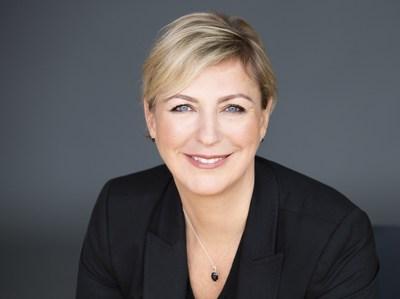 Emmanuelle Legault, nouvelle présidente-directrice générale du Palais des congrès de Montréal, la première femme PDG de toute l'histoire du Palais. (Groupe CNW/Palais des congrès de Montréal)