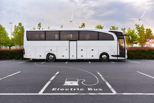 The growing adoption of electric transit buses, driven by pro-green government policies, has enabled global sourcing and supply chain for alternate powertrain buses. (PRNewsfoto/Frost & Sullivan)