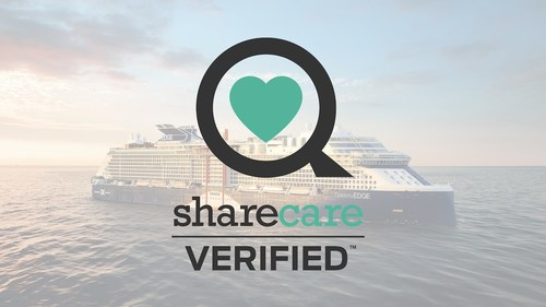 On June 26, Celebrity Cruises will resume U.S. operations when Celebrity Edge sets sail from Fort Lauderdale. Celebrity's award-winning fleet is the industry's first to become Sharecare Health Security VERIFIED™.