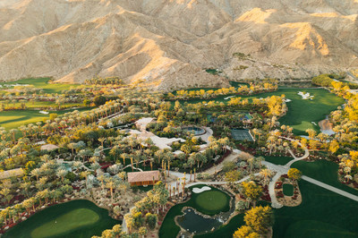 Set within the foothills of the Santa Rosa Mountains in Rancho Mirage, a desert oasis awaits. Sensei Porcupine Creek to open in early 2022.