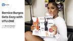UTU.ONE - Gets Cozy with Bold & Beautiful Fashion Designer Bernice Burgos