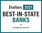 Simmons Bank Named to Forbes America's Best-In-State Banks 2021...