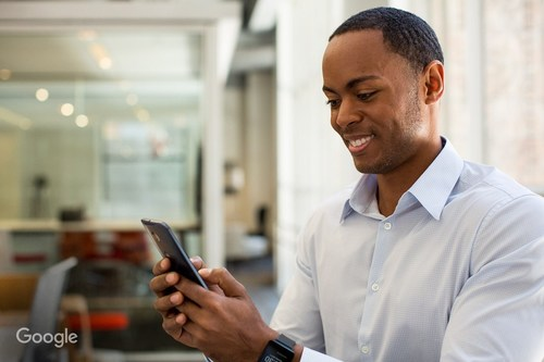 Android Enterprise Essentials enables you to automatically apply critical security features, making it easy to protect your business devices and data at an affordable price.