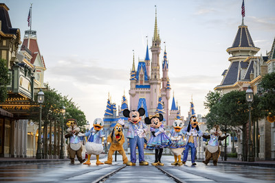 Beginning Oct. 1, 2021, Mickey Mouse and Minnie Mouse will host