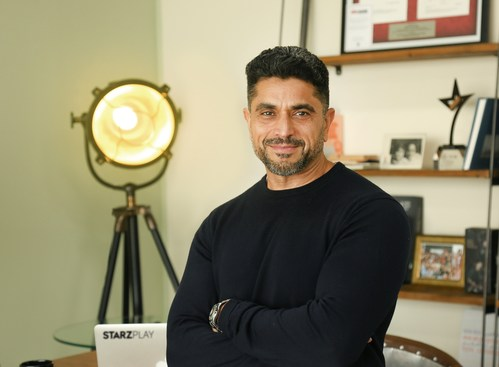 Maaz-Sheikh CEO and Co-Founder STARZPLAY