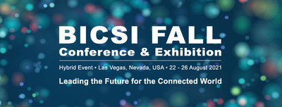 Information and communications technology (ICT) professionals from around the world will gather in person in Las Vegas or online for the 2021 BICSI Hybrid Fall Conference. More information and registration available at www.bicsi.org/fall.