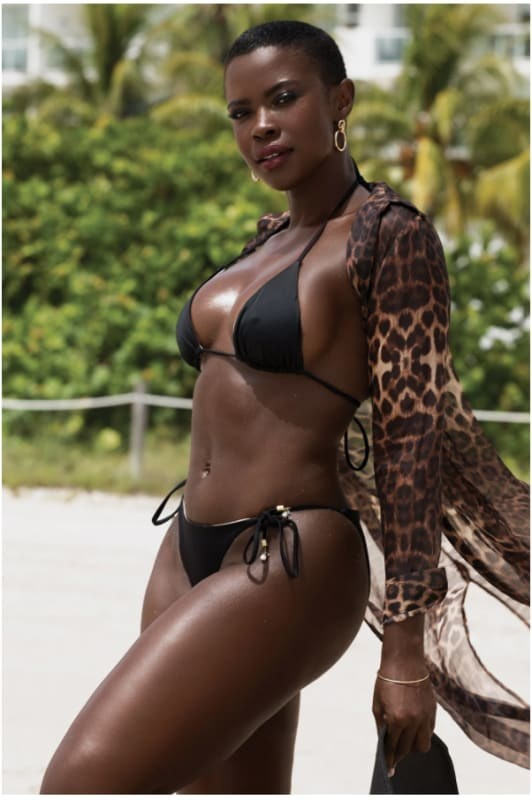 The swimwear appeals to a distinct customer, who cares about quality and craftsmanship in a sustainable and high-quality brand. Women concerned about the environment will be pleased to know that no plastic materials are used in packaging unless requested by a customer.