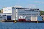Outsourcing Irving Shipbuilding warehouse work 'shameful' says union