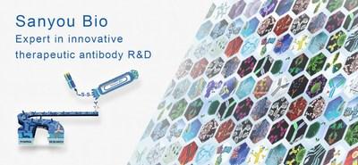 Sanyou Bio Expert in innovative therapeutic antibody R&D