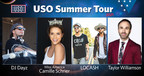 USO Joins Vice Chairman of Joint Chiefs of Staff on First...