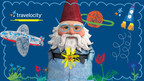Travelocity Turns Kids' Artwork Into Real Vacations This Summer...
