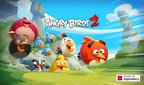 Angry Birds 2 vole vers AppGallery