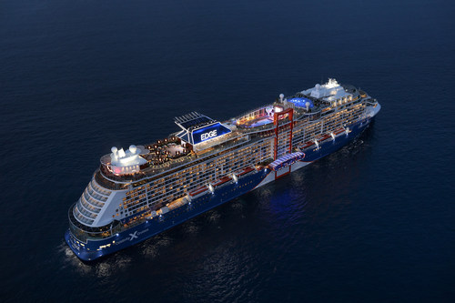 All eyes are on Celebrity Edge as it makes history, departing from Ft. Lauderdale on June 26, 2021, becoming the first cruise ship to sail out of Port Everglades and indeed, US waters, since the pandemic took hold.