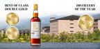 Kavalan remporte le prix de la « distillerie de l'année » à San Francisco pour la troisième fois