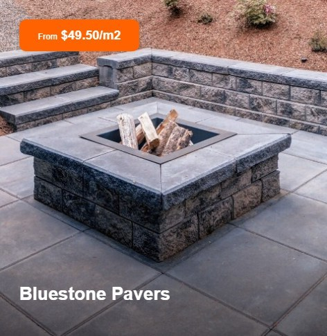Bluestone Pavers Melbourne