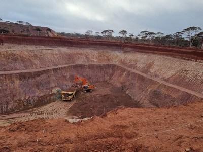 Figure 3: Aquarius Mine box cut (CNW Group/Karora Resources Inc.)