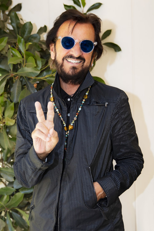 RINGO SENDS MESSAGE TO FANS, INVITES EVERYONE EVERYWHERE TO JOIN HIM SPREADING PEACE AND LOVE ON HIS BIRTHDAY 7-7-2021
