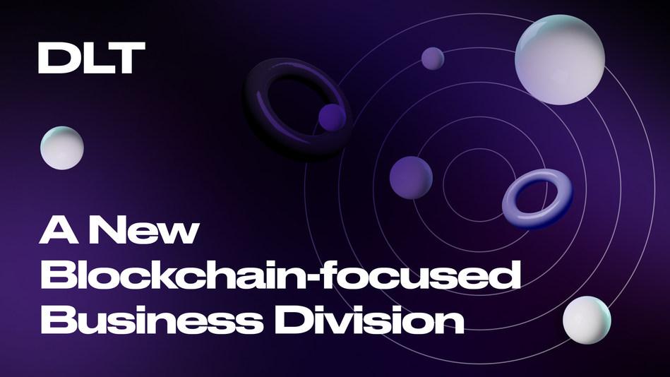 Sensorium DLT — a new blockchain-focused business division