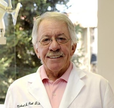 Dr. Michael J. Pink, DDS, senior dental consultant for Sun Life U.S.