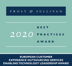Frost & Sullivan recognizes Infosys BPM with the European Enabling Technology Leadership Award for Customer Experience Enhancing Solutions