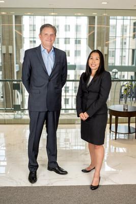 Chairman James Murphy and Chairperson- Elizabeth Lan Davis of Murphy & McGonigle