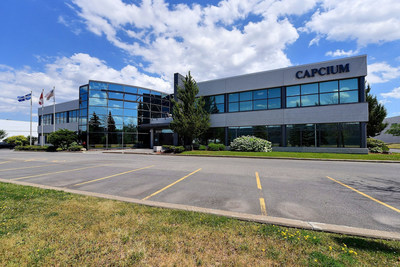 Picture of 6000 Kieran Street, in Montréal (CNW Group/BTB Real Estate Investment Trust)