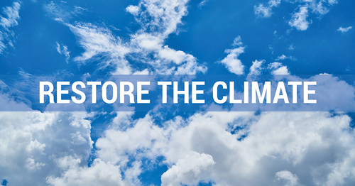 Restore the Climate