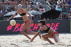 KT Tape Signs #1 Ranked Canadian Women's Beach Volleyball Team