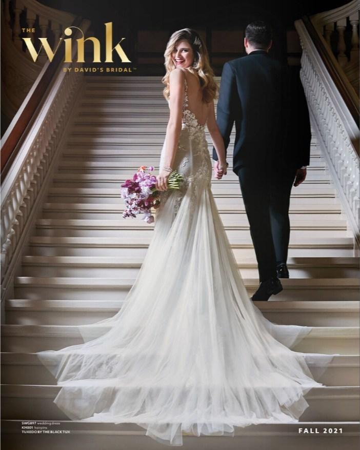 David's Bridal Unveils Seasonal Wedding Lookbook, The Wink™