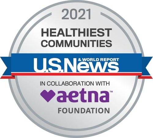 2021 Healthiest Communities