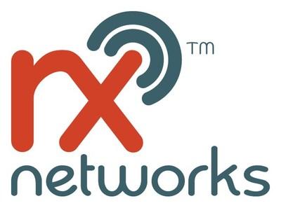 Rx Networks Company Logo.