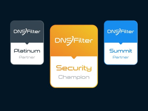 The new program offers MSP partners a one-stop shop for their business's marketing needs and selling DNS as part of their security stack, onboarding new customers with ease, and growing their security posture. DNSFilter sales and marketing resources will provide whiteglove support to select partners each quarter.