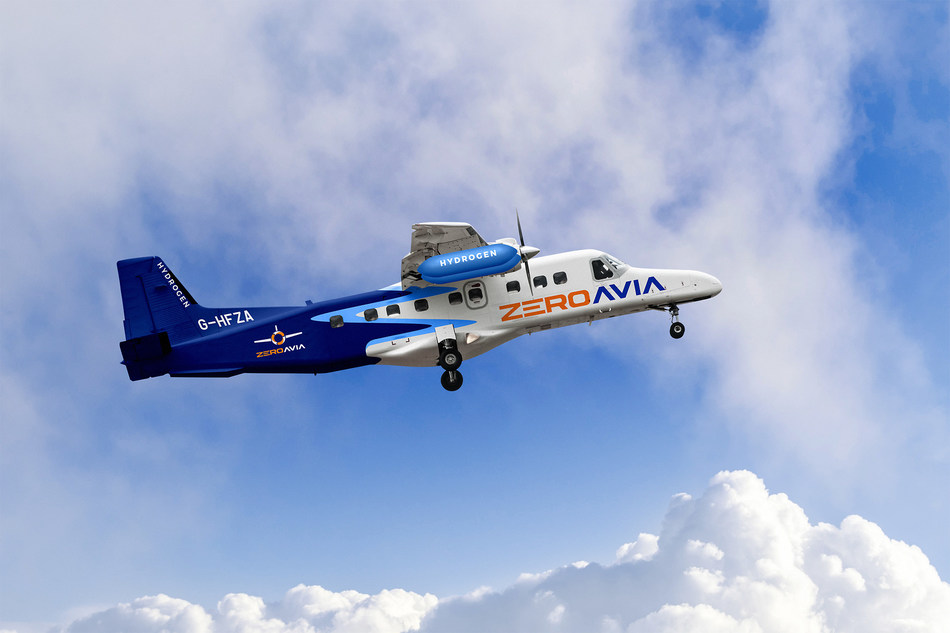 ZeroAvia adds two twin-engine 19-seat Dornier 228 aircraft and secures additional funding to support decarbonizing the regional aviation market.