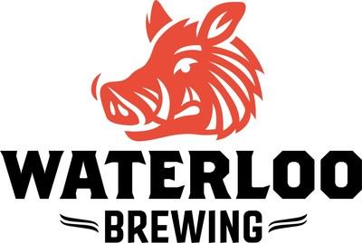 Waterloo Brewing Ltd. Logo (CNW Group/Waterloo Brewing Ltd.)