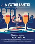 Ralliement pour la reprise de l'économie Canadienne avec Stella Artois