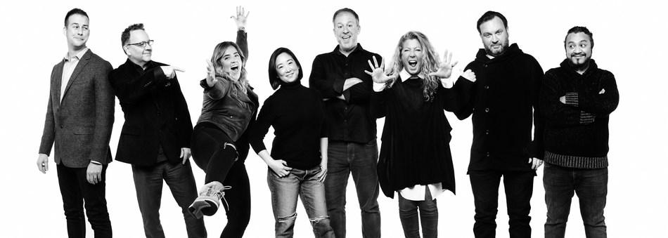 The Receptor Brands Leadership Team | Courtesy Receptor Brands