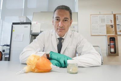 Led by principal investigator, Associate Professor Theodoros Kofidis, Head and Senior Consultant, Department of Cardiac, Thoracic and Vascular Surgery, National University Heart Centre, Singapore (NUHCS) , a team of clinician-scientists from the National University Health System (NUHS) developed a mitral valve bioprosthesis, named SingValve, that mimics the appearance, form and physical properties of a human mitral valve.