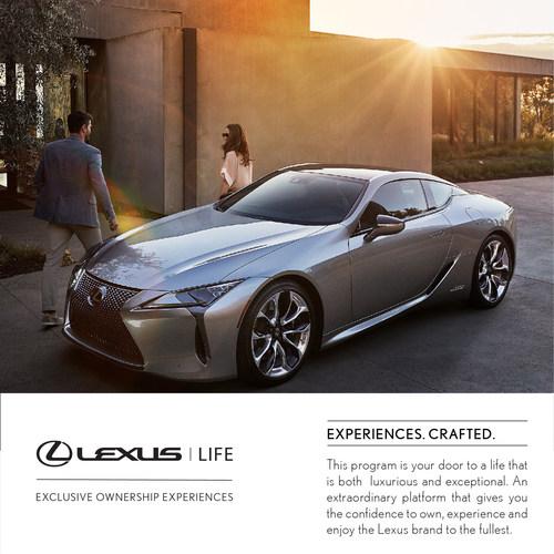 Lexus Life_Ownership Experience