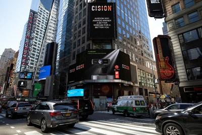 Webcam para transmissão de vídeo AW651 HDR 2K da AUSDOM conquista prêmio Red Dot e prêmio iF de projeto de produto