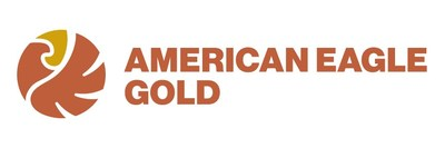 American Eagle Gold Corporation Logo (CNW Group/American Eagle Gold Corporation)