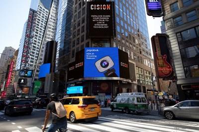 Webcam PAPALOOK HDR 2K PA930, uma solução fácil para transformar seu estúdio de transmissão ao vivo
