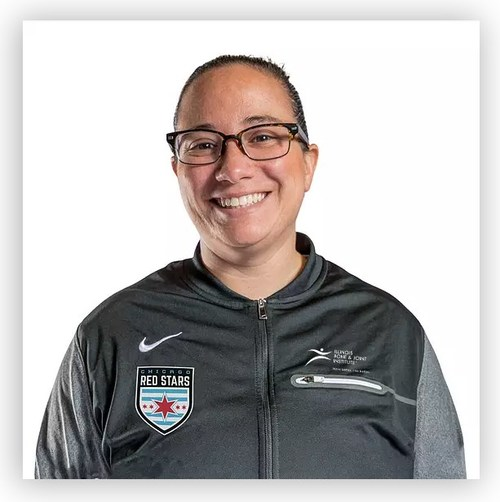 Emily Fortunato of the Illinois Bone & Joint Institute– Head Athletic Trainer for Chicago Red Stars– is headed to Tokyo as part of the USWNT Medical Staff.