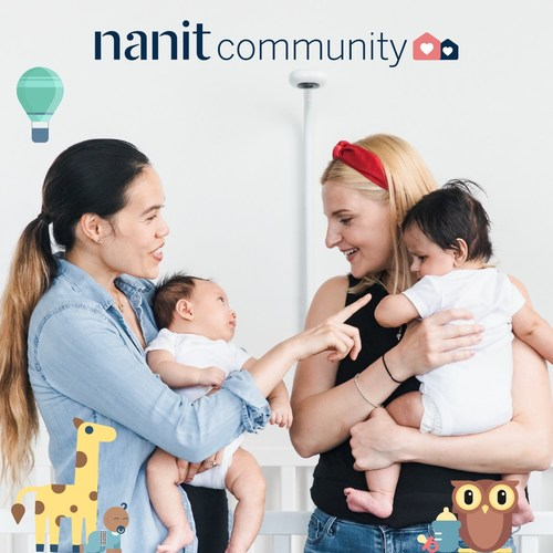 Nanit's New Digital Platform Connects Parents Around the World While Providing Exclusive Access to Experts, Webinars and More