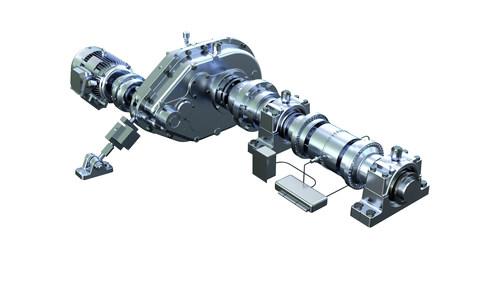 The Regal electromechanical industrial powertrain