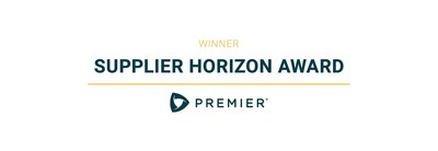 Supplier Horizon Award from Premier Inc.