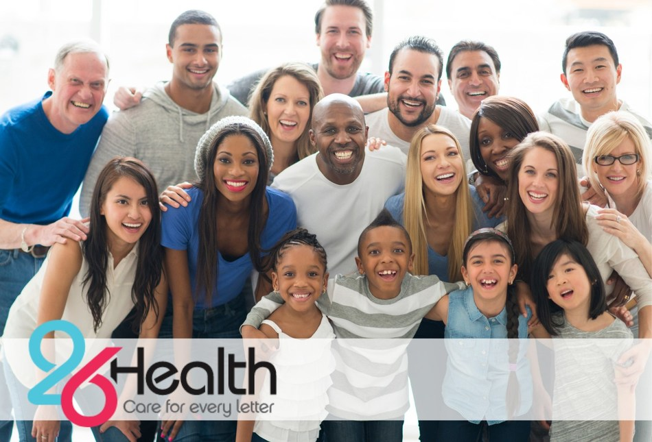 26Health expanded to all areas of primary care including pediatric care, women's health, men's health, and also additional support in the form of telehealth and low-cost prepaid health plans.
