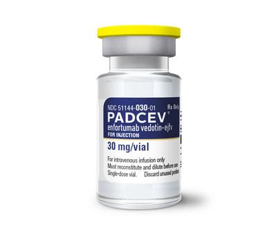 PADCEV (enfortumab vedotin-ejfv) 30 mg vial US