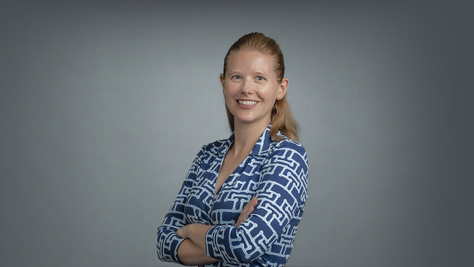 One of the study's principal investigators, Vanessa Raabe, MD, assistant professor in the Departments of Medicine and Pediatrics, in the Division of Pediatric Infectious Diseases at NYU Langone Health.