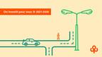 Éclairage intelligent : 10 100 luminaires au DEL dans les rues laurentiennes